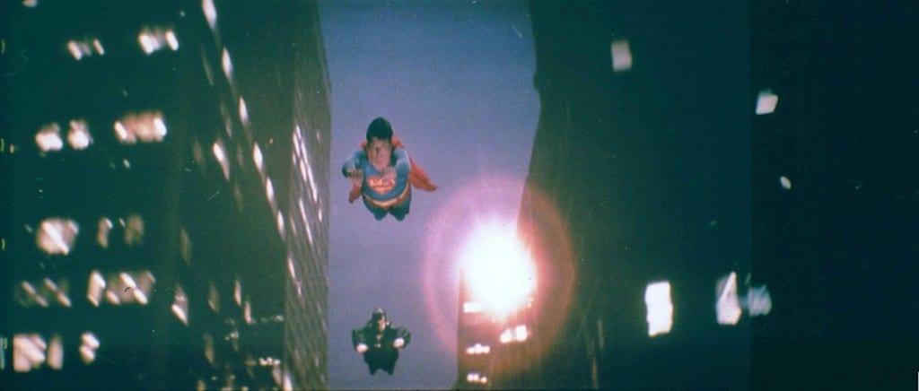 Superman Drone