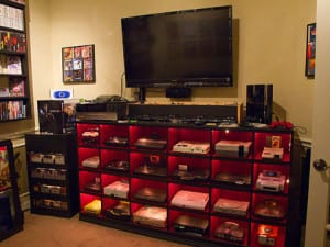 Awesome Man Cave Gaming Room